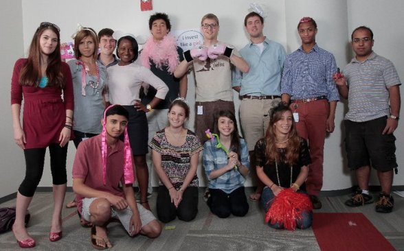 Our 2011 Class of Summer Interns