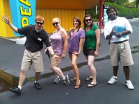 Fools at Kings Dominion